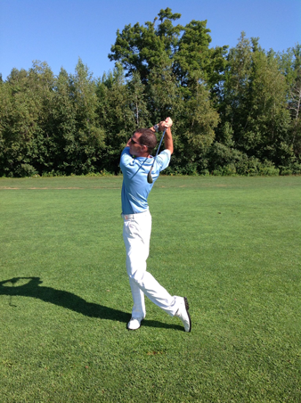 Steve Oostrom MyGolfClinic Junior camp